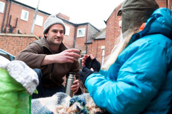 Obdachlose – Menschen zweiter Klasse?
